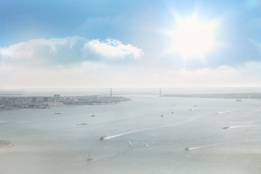 Coastline city