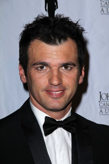 Tony Dovolani at the John Wayne Cancer Institute Auxiliary's 27th Annual Odyssey Ball, Beverly Hilton, Beverly Hills, CA 04-21-12/ImageCollect