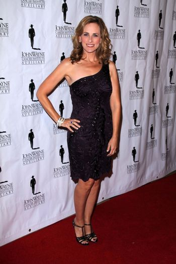 Marlee Matlin at the John Wayne Cancer Institute Auxiliary's 27th Annual Odyssey Ball, Beverly Hilton, Beverly Hills, CA 04-21-12/ImageCollect