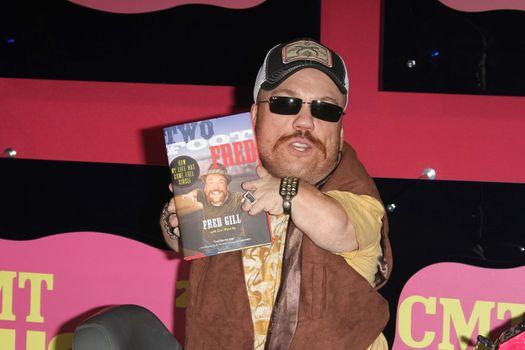 Fred Gill at the 2012 CMT Music Awards, Bridgestone Arena, Nashville, TN 06-06-12/ImageCollect