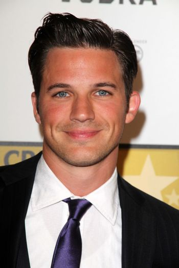 Matt Lanter at the Second Annual Critics' Choice Television Awards, Beverly Hilton, Beverly Hills, CA 06-18-12/ImageCollect