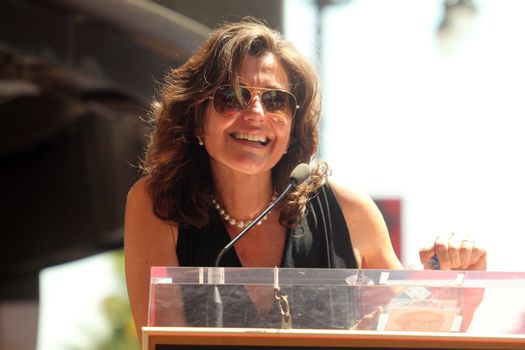 Amy Grant at the Vince Gill Hollywood Walk Of Fame Ceremony, Hollywood, CA 09-06-12/ImageCollect