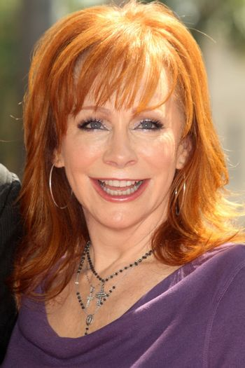 Reba McEntire at the Vince Gill Hollywood Walk Of Fame Ceremony, Hollywood, CA 09-06-12/ImageCollect