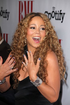 Mariah Carey at the 2012 BMI Urban Awards, Saban Theatre, Beverly Hills, CA 09-07-12