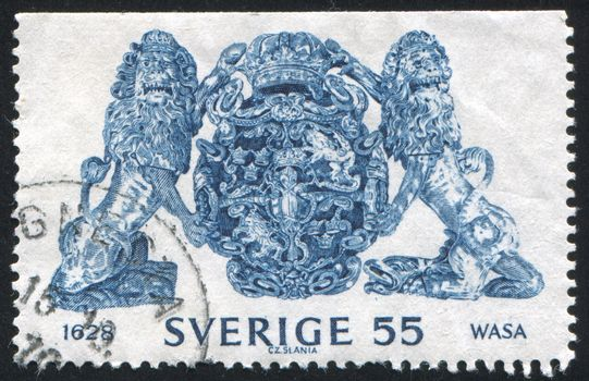 Great Swedish coat of arms