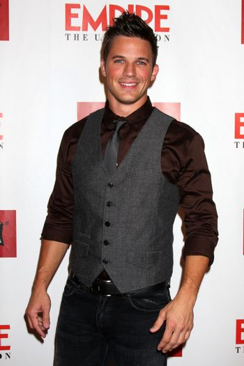 Matt Lanter at the Empire Magazine iPad Launch Party, Sunset Tower Hotel, West Hollywood, CA 10-02-12/ImageCollect