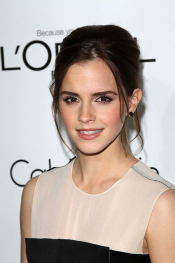 Emma Watson at the Elle Magazine 17th Annual Women in Hollywood, Four Seasons, Los Angeles, CA 10-15-12