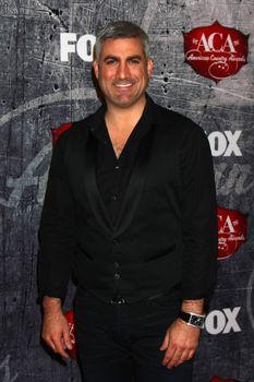 Taylor Hicks at the 2012 American Country Awards, Mandalay Bay, Las Vegas, NV 12-10-12/ImageCollect