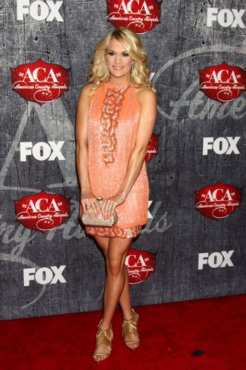 Carrie Underwood at the 2012 American Country Awards, Mandalay Bay, Las Vegas, NV 12-10-12/ImageCollect