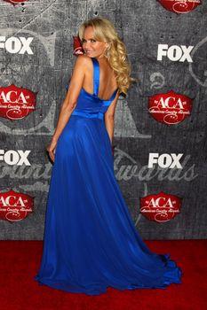 Kristin Chenoweth at the 2012 American Country Awards, Mandalay Bay, Las Vegas, NV 12-10-12/ImageCollect