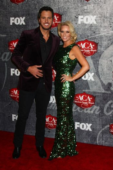 Luke Bryan at the 2012 American Country Awards, Mandalay Bay, Las Vegas, NV 12-10-12/ImageCollect