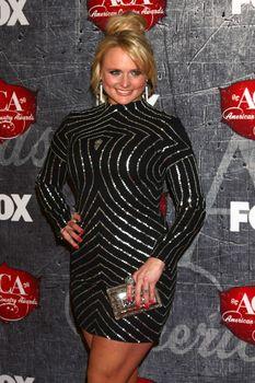 Miranda Lambert at the 2012 American Country Awards, Mandalay Bay, Las Vegas, NV 12-10-12/ImageCollect
