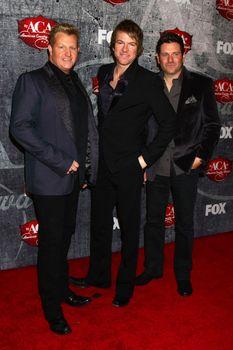 Rascal Flatts at the 2012 American Country Awards, Mandalay Bay, Las Vegas, NV 12-10-12/ImageCollect