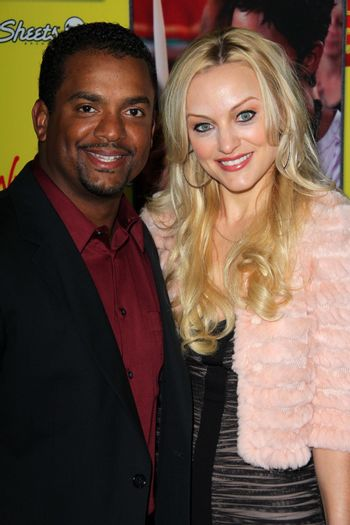 """Alfonso Ribeiro at the """"Movie 43"""" Los Angeles Premiere, Chinese Theater, Hollywood, CA 01-23-13/ImageCollect"""