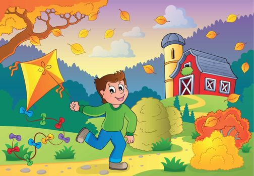 Autumn activity theme 1