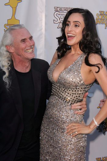 Camden Toy, Valerie Perez at the 39th Annual Saturn Awards, The Castaway, Burbank, CA 06-26-13/ImageCollect