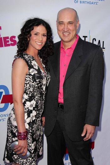 """Melissa Ponzio, Kenny Alfonso at """"The Hot Flashes"""" Premiere, Arclight, Hollywood, CA 06-27-13/ImageCollect"""
