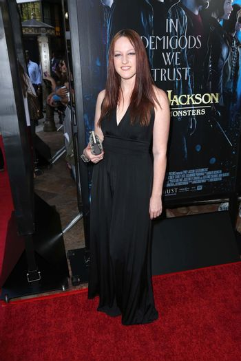 """IAMEVE at the """"Percy Jackson: Sea of Monsters"""" Film Premiere, Americana at Brand, Glendale, CA 07-31-13/ImageCollect"""