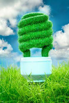 Concept Eco light bulb