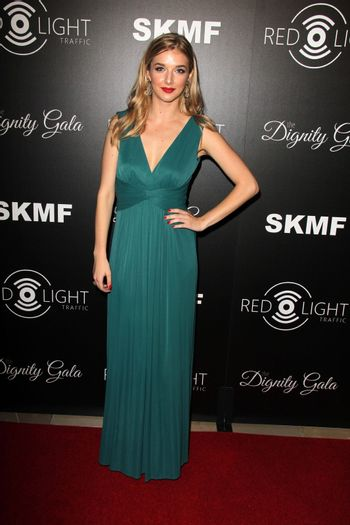 Sarah Blaine Dignity Gala and Launch of Redlight Traffic App, Beverly Hilton Hotel, Beverly Hills, CA 10-18-13/ImageCollect