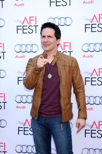 """Hal Sparks at the AFI FEST """"Mary Poppins"""" 50th Anniversary Commemoration Screening, Chinese Theater, Hollywood, CA 11-09-13/ImageCollect"""