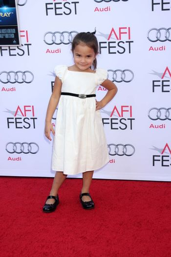 """Jojo Bereic at the AFI FEST """"Mary Poppins"""" 50th Anniversary Commemoration Screening, Chinese Theater, Hollywood, CA 11-09-13/ImageCollect"""