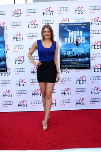 """Maitland Ward at the AFI FEST """"Mary Poppins"""" 50th Anniversary Commemoration Screening, Chinese Theater, Hollywood, CA 11-09-13/ImageCollect"""