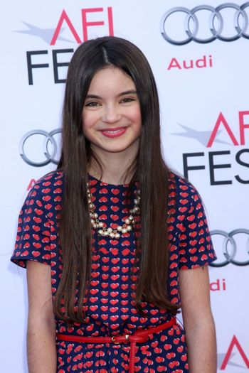 """Landry Bender at the AFI FEST """"Mary Poppins"""" 50th Anniversary Commemoration Screening, Chinese Theater, Hollywood, CA 11-09-13/ImageCollect"""