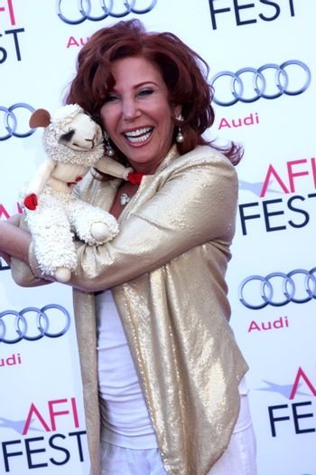 """Mallory Lewis at the AFI FEST """"Mary Poppins"""" 50th Anniversary Commemoration Screening, Chinese Theater, Hollywood, CA 11-09-13/ImageCollect"""