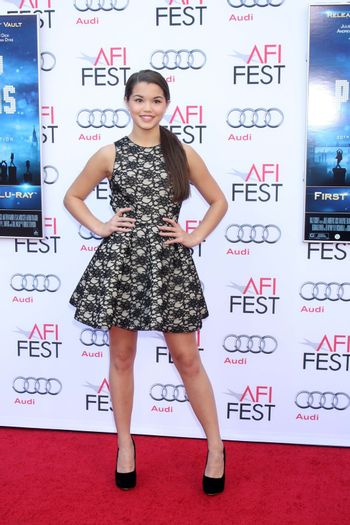 """Paris Berelc at the AFI FEST """"Mary Poppins"""" 50th Anniversary Commemoration Screening, Chinese Theater, Hollywood, CA 11-09-13/ImageCollect"""