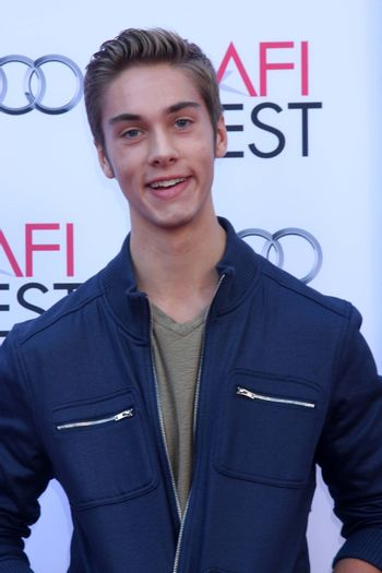"""Austin North at the AFI FEST """"Mary Poppins"""" 50th Anniversary Commemoration Screening, Chinese Theater, Hollywood, CA 11-09-13/ImageCollect"""