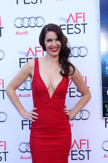 """Breann Johnson at the AFI FEST """"Mary Poppins"""" 50th Anniversary Commemoration Screening, Chinese Theater, Hollywood, CA 11-09-13/ImageCollect"""