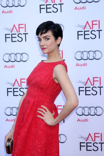 """Victoria Summer at the AFI FEST """"Mary Poppins"""" 50th Anniversary Commemoration Screening, Chinese Theater, Hollywood, CA 11-09-13/ImageCollect"""
