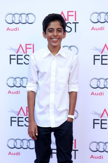 """Karan Brar at the AFI FEST """"Mary Poppins"""" 50th Anniversary Commemoration Screening, Chinese Theater, Hollywood, CA 11-09-13/ImageCollect"""