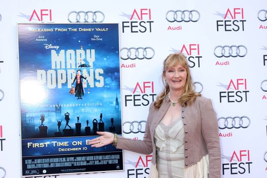 """Karen Dotrice at the AFI FEST """"Mary Poppins"""" 50th Anniversary Commemoration Screening, Chinese Theater, Hollywood, CA 11-09-13/ImageCollect"""