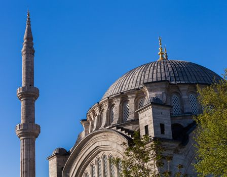 Dome of the Blue Mosque