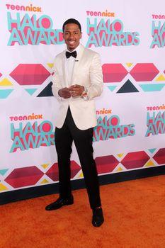 Nick Cannon at the TeenNick HALO Awards, Hollywood Palladium, Hollywood, CA 11-17-13/ImageCollect
