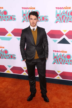Kevin Jonas at the TeenNick HALO Awards, Hollywood Palladium, Hollywood, CA 11-17-13/ImageCollect