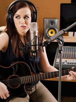 Uncertainty in the recording studio