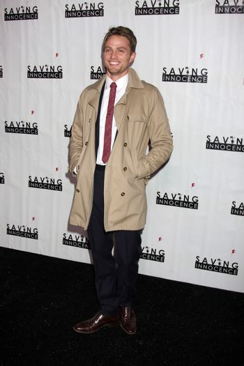 Wilson Bethel at the 2nd Annual Saving Innocence Gala, The Crossing, Los Angeles, CA 12-05-13/ImageCollect