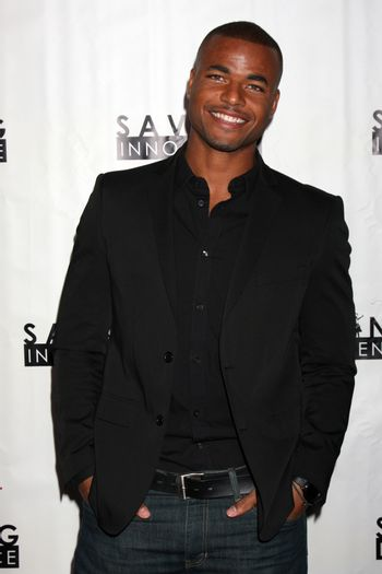 Redaric Williams at the 2nd Annual Saving Innocence Gala, The Crossing, Los Angeles, CA 12-05-13/ImageCollect