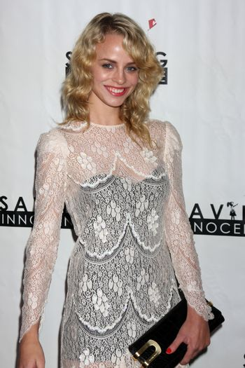 Jessica Roffey at the 2nd Annual Saving Innocence Gala, The Crossing, Los Angeles, CA 12-05-13/ImageCollect