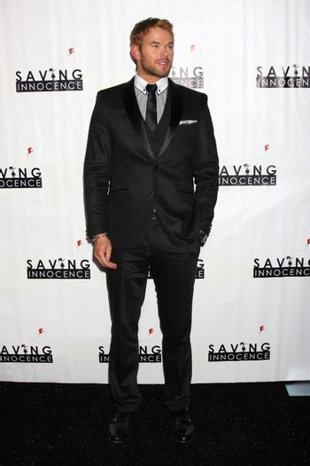 Kellan Lutz at the 2nd Annual Saving Innocence Gala, The Crossing, Los Angeles, CA 12-05-13/ImageCollect