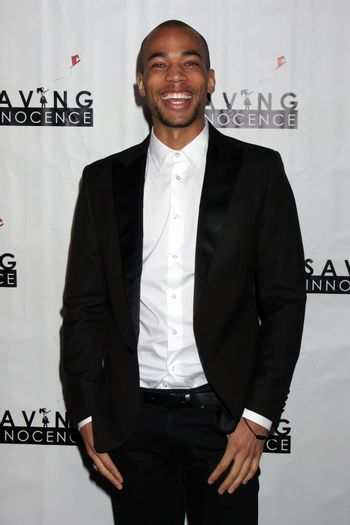 Kendrick Sampson at the 2nd Annual Saving Innocence Gala, The Crossing, Los Angeles, CA 12-05-13/ImageCollect