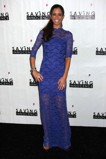 Lydia McLaughlin at the 2nd Annual Saving Innocence Gala, The Crossing, Los Angeles, CA 12-05-13/ImageCollect
