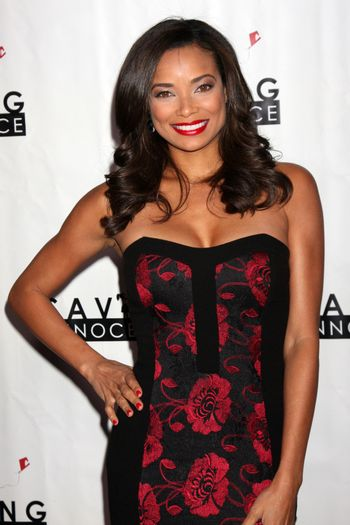 Rochelle Aytes at the 2nd Annual Saving Innocence Gala, The Crossing, Los Angeles, CA 12-05-13/ImageCollect