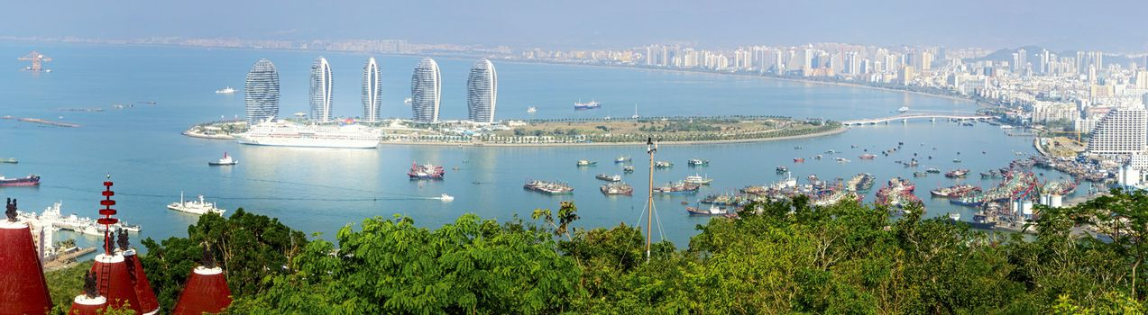 Taken in Sanya City, Hainan Province, China