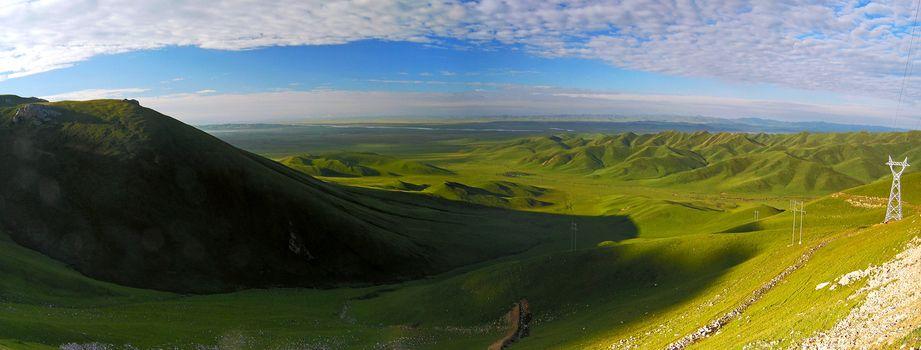 Taken in Maqu County, Gansu Province, China