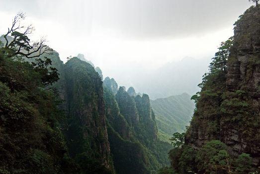 Taken in  JinXiu County , GuangXi Province, China