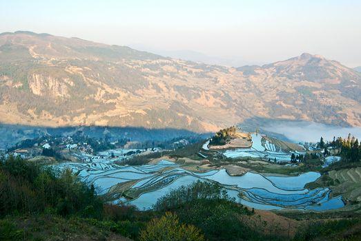 Taken in Yuanyang County, Yunnan Province, China
